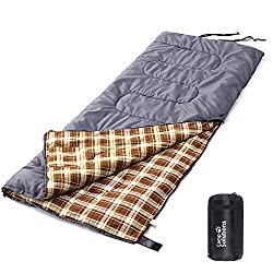 Camp Solutions XL Flannel Lined Sleeping Bag