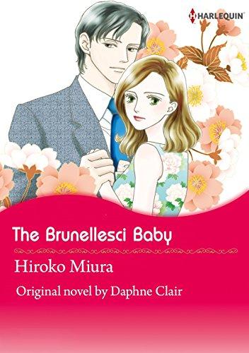 The Brunellesci Baby: Harlequin comics (English Edition)