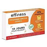 Nutri Expert Programme Complément Alimentaire Minceur Express Effiness 10 Jours 10 Unités