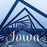 Iowa Calendar 2022: Calendar 2022 with 6 Months of 2021 Bonus