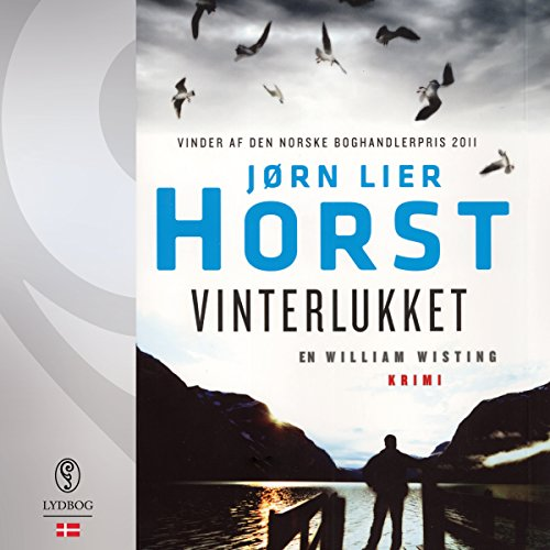 Vinterlukket (William Wisting 3) (Danish Edition) audiobook cover art