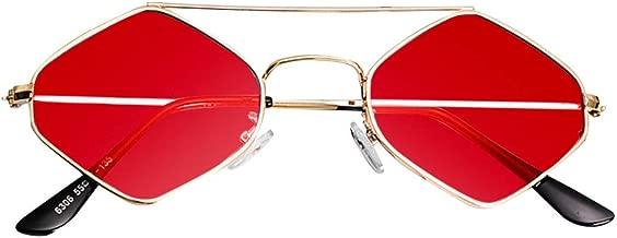 Sunglasses ✿Polarised Shades diamond Eyeglasses Double beam Outdoor reduce UV rays Narrow Driving Fishing Golf Sunglasses Glasses Eyewear