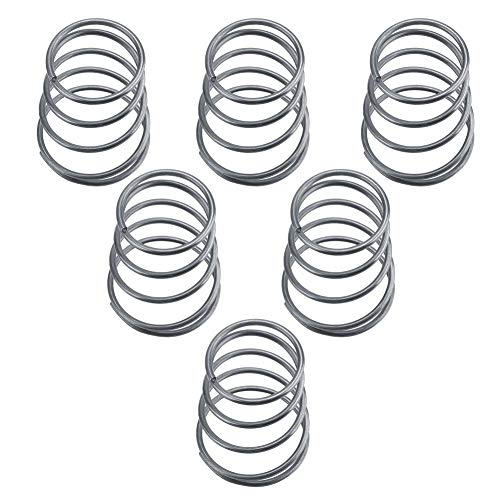 5pcs Grass Trimmer Head Accessories Springs Replacement Fits Universal Brush Cutter Parts