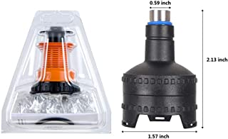 Easy Valve Bag Replacement Filling Chamber Herbs for Volcano