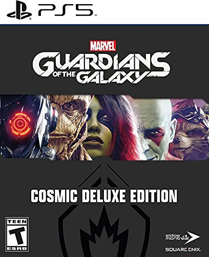 Guardians of the Galaxy PS5 Cosmic Deluxe Edition  Includes Steelbook Amazon $79.99   Amazon…