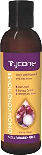 Trycone Onion Conditioner for Hair Growth with Vitamin E & Shea Butter, 200 Ml
