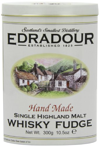 Gardiner's of Scotland Edradour Malt Whisky Fudge (1 x 300g)