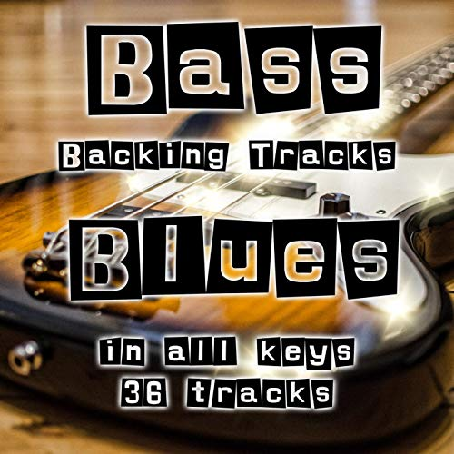 C# (Db) - Slow Blues Backing Track for Bass Players - 46 bpm