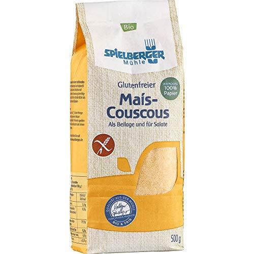 Spielberger Bio Mais Couscous, gf. , kbA (6 x 500 gr)