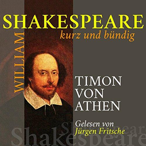 Timon von Athen (Shakespeare kurz und bündig) audiobook cover art