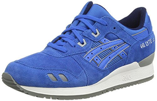 Asics Gel-Lyte III, Scarpe sportive, Unisex-adulto, Blu (Mid Blue 4242), 36.5