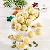 Pistazien-Marzipankartoffeln