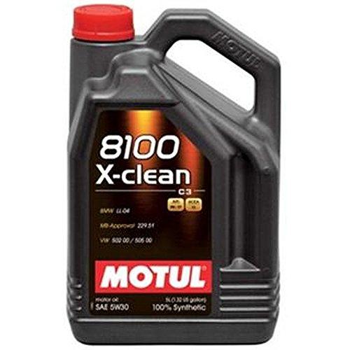 MOTUL 8100 X-clean 5W30 / 5Liter
