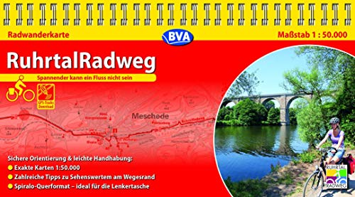 Kompakt-Spiralo BVA RuhrtalRadweg Von...