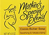 Mountain Ocean Mothers Special Natural Blend Cocoa Butter Soap, 4.5 Oz