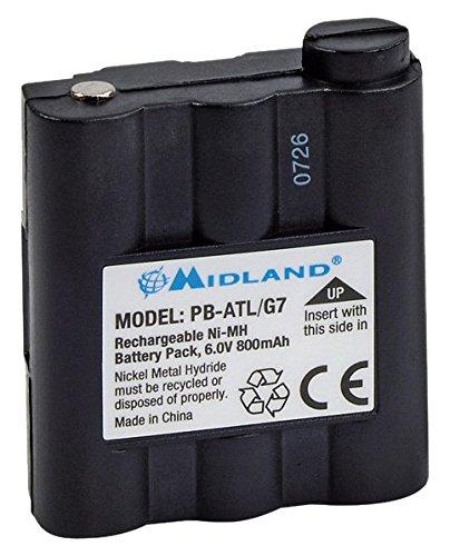 Midland G7Batterie