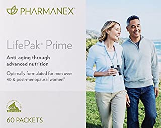 Pharmanex Lifepak Prime Anti-aging Formula 60 Packets by Pharmanex