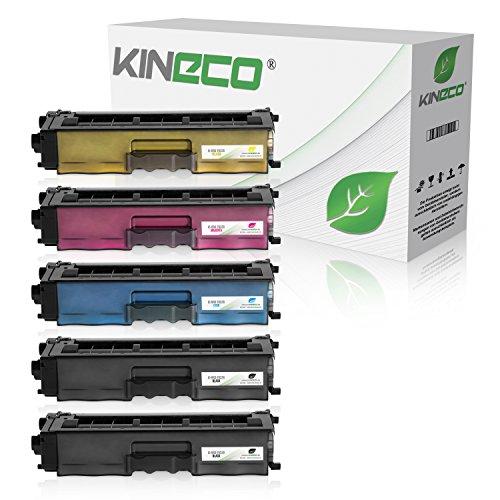 Kineco 5 Toner kompatibel für Brother TN-326 HL-L8250CDN DCP-8400 8450 CDN CDW HL-8250 8300 8350 CDN Series CDW CDWT MFC-8600 8650 8850 CDW