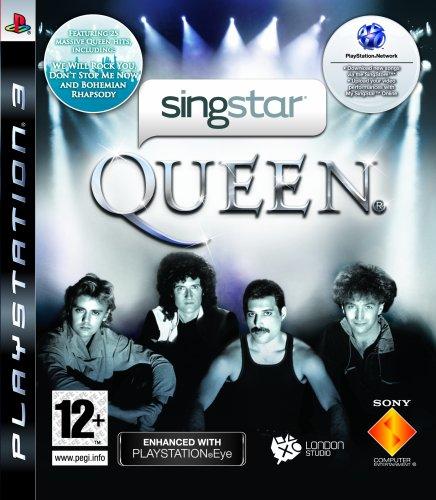 SingStar Queen (PS3) [Edizione: Regno Unito]