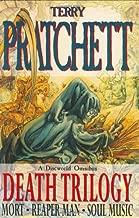 Death Trilogy: A Discworld Omnibus: Mort, Reaper Man, Soul Music