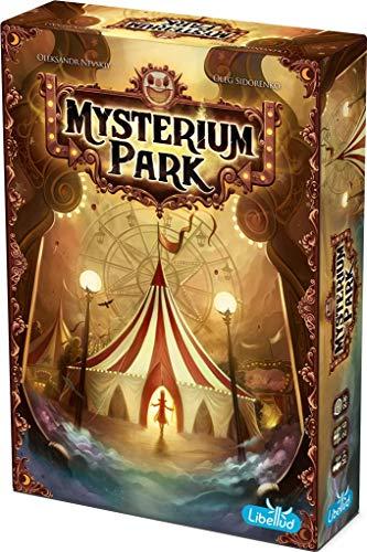 Libellud brettspiel Mysterium Park Karton braun 200-teilig