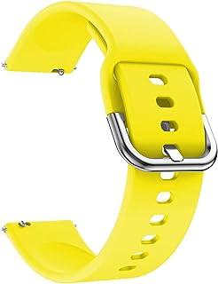 comprar comparacion Correa Compatible con xiaomi huami amazfit bip Youth Reloj,riou Pulseras de Repuesto Correa de Recambio Brazalete Extensib...