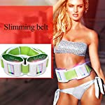 TZYY Slimming Belt, Lose Weight Massager Electric Indoor Infrared Heater with 7 Modes for Weight Loss Detox