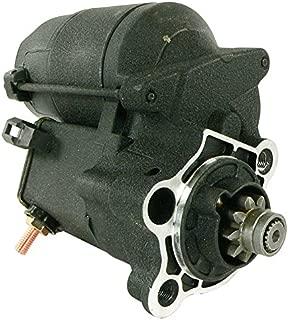 DB Electrical SHD0004 Starter (Xl Harley Sportster Roadster Buell Black 1.0Kw 1980-2012)