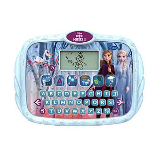 VTech - Reine des Neiges 2 - Super tablette éducative - Tablette enfant avec 7 activités - Version FR