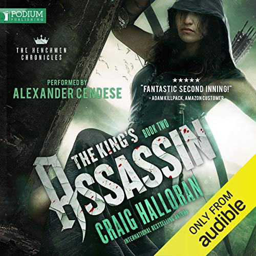 The King's Assassin cover art