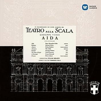 Verdi: Aida (1955 - Serafin) - Callas Remastered