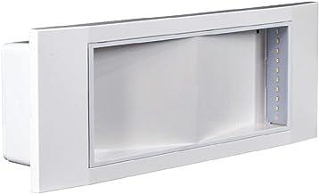 Beghelli BEG1499 Plafoniera Emergenza LED 11 W, Bianco