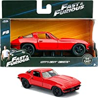JADA TOYS ミニカー 1/32サイズ FAST & FURIOUS LETTY's Chevy Corvette