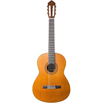 Yamaha C40II Guitare Classique Nature – Guitare traditionnelle 4/4 – Guitare classique d'étude – Idéale pour débutants