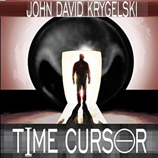 Time Cursor audiobook cover art