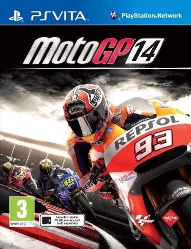 Namco Bandai Games MotoGP™14, PS Vita Básico PlayStation Vita Inglés vídeo - Juego (PS Vita, PlayStation Vita, Deportes, Modo multijugador, E (para todos), Soporte físico)