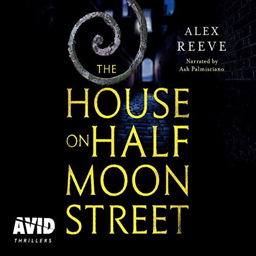 The House on Half Moon Street cover art