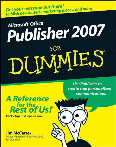 Microsoft Publisher 2007 for Dummies