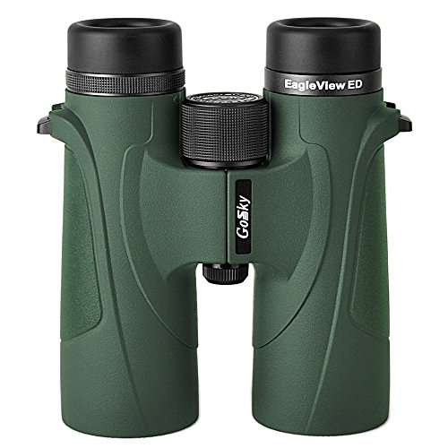 Review Of Gosky Binoculars for Adults, Compact HD Professional Binoculars for Bird Watching Travel S...