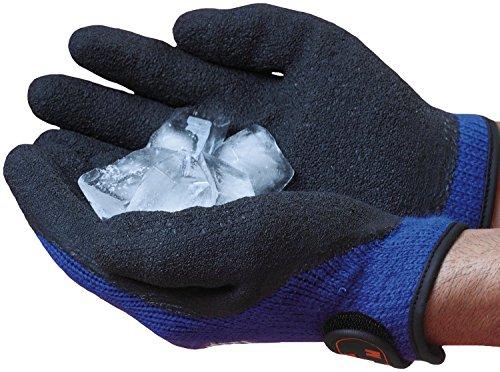 Guantes de invierno para hielo - Resistencia a temperaturas extremas por debajo de los -22ºC (Gran)