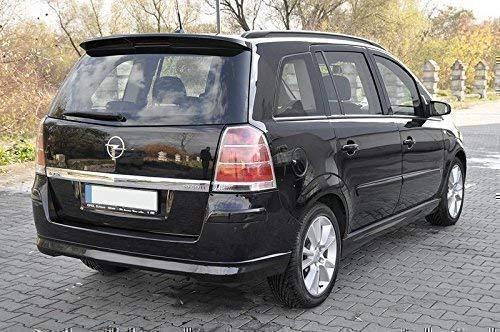 Opel Zafira B Spoiler Posteriore