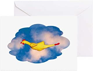 free rubber chicken greeting cards