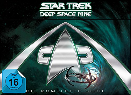Star Trek - Deep Space Nine: Die komplette Serie (48 Discs) [DVD]