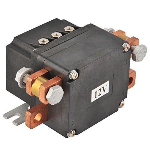 Varan Motors solenoid500a MAGNETSCHALTER SCHWERLAST RELAIS SOLENOID 500A 12V SEILWINDE LEISUNGSRELAIS