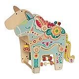 Manhattan Toy Playful Pony Wooden Toddler Activity Center