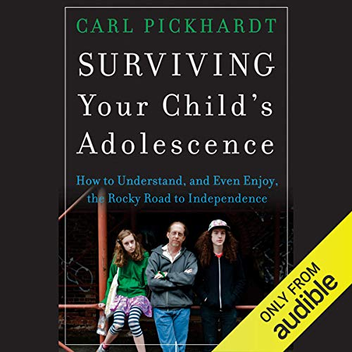 Surviving Your Child's Adolescence audiobook cover art