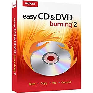 Roxio Easy CD & DVD Burning 2 [PC Disc]