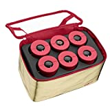 INFINITIPRO BY CONAIR 2-inch Hair Rollers/Hot Rollers ~ For Lift & Volume; For Use On Medium to Long Hair