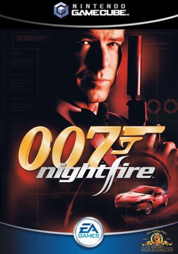 GameCube - James Bond 007 - Nightfire
