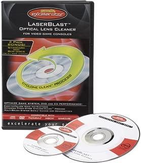 Game Dr. 2-DISC Laserblast Optical Lens Cleaner